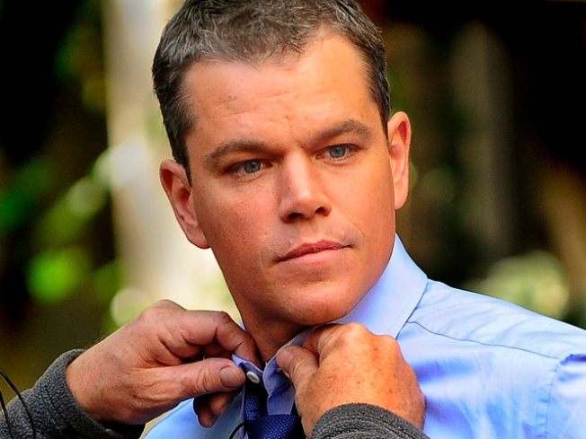 Matt Damon Pulls Out of Charity Event Due to Family Emergency
