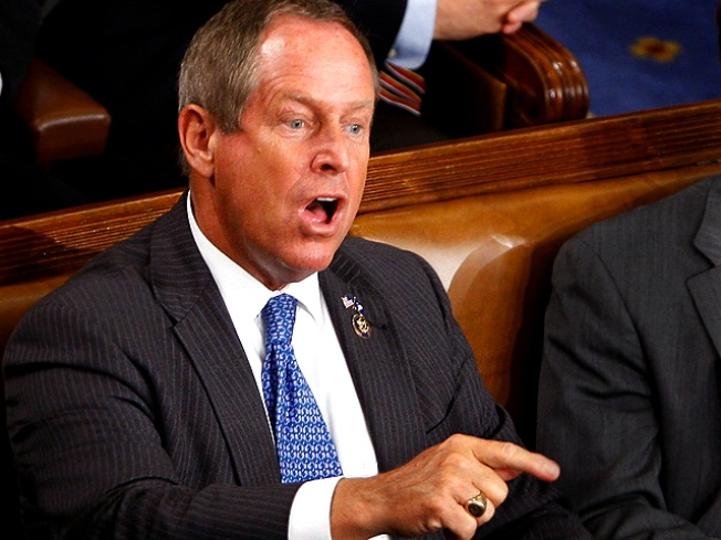 Joe Wilson: Right-wing Folk Hero