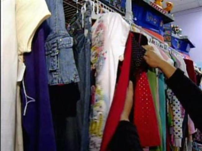 Second-Hand Fashions at First-Rate Prices