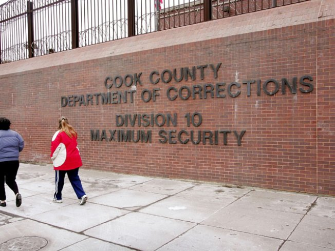 Cook County Jail Almost Full: Sheriff