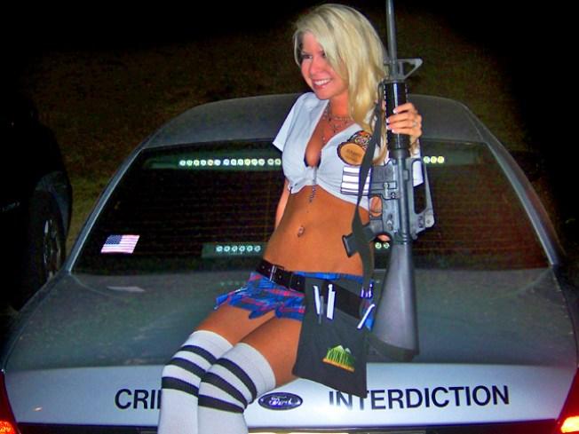 Counter Intelligence: Cops Fired for Racy Waitress Gun Shoot