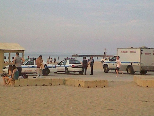 Increased Patrols Following Beach Violence