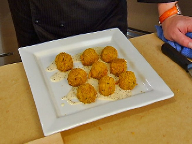 Olympic Recipe: Crab Cakes