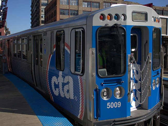 Woman Hit, Killed by CTA Blue Line train