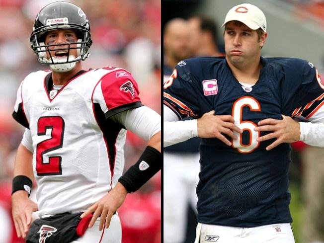 LIVE: Bears vs. Falcons
