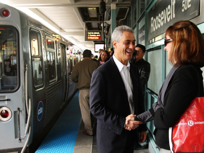 Rahm! Where You Been Hidin' Yourself, Man?