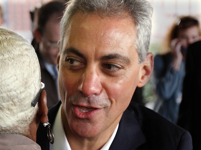 Rahm Will Announce Saturday: Source