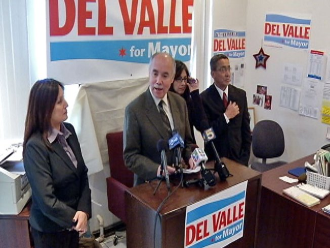 Del Valle Picks Up Endorsements