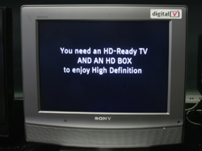 Are DTV and HDTV the Same?