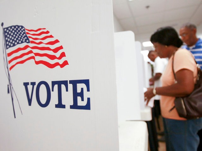Polls Reopen For Early Voting