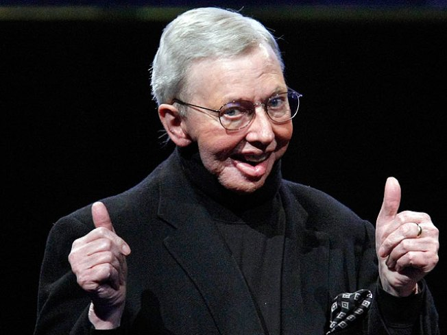 "Roger Ebert's High-Tech Voice ""Sounds Like Him"""