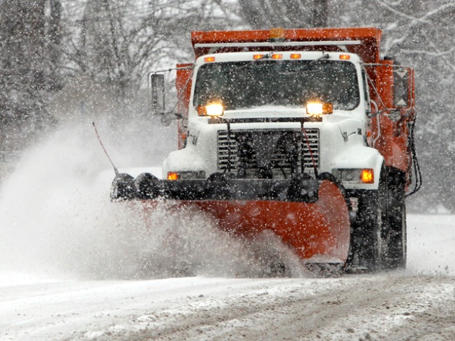 "Elgin Pulls Plows, Conditions ""Simply Too Dangerous"""