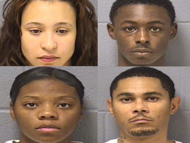 Four Charged in Ecstasy Trafficking Ring