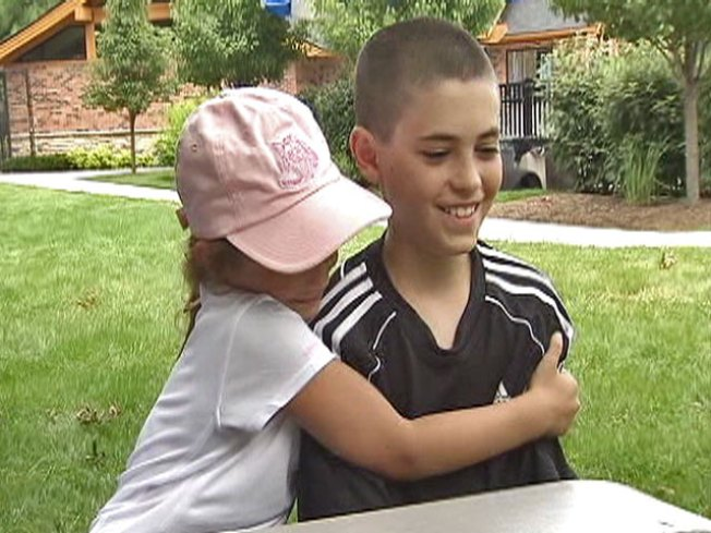 Boy, 11, Honored for Saving Younger Sister's Life