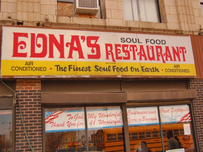 Edna, Chicago's Soul Food Queen, Dies