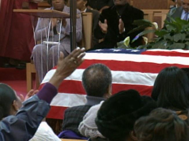 Hundreds Honor Life of Christmas Eve Shooting Victim