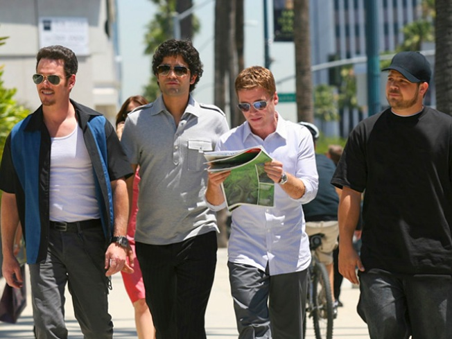 "The ""Entourage"" Breaks Up Next Summer"