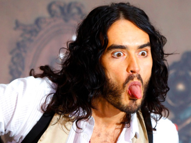 Russell Brand Released After Arrest in LA Airport Fracas