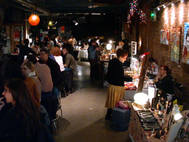 Feelin' Crafty? Head to the Handmade Market