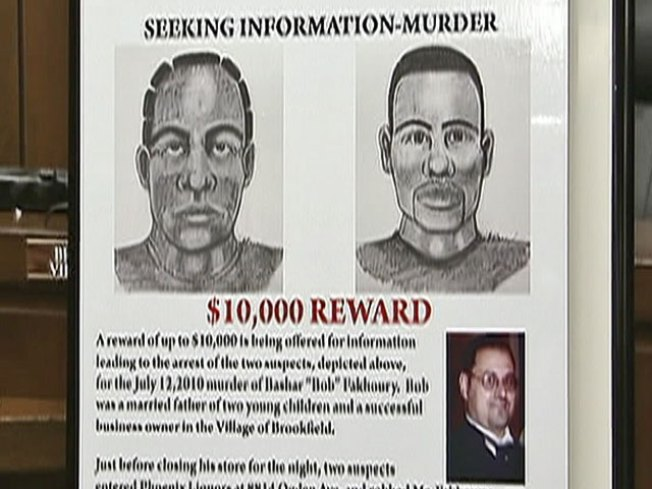 Family Puts Up Reward for Info Leading to Store Owner's Killers