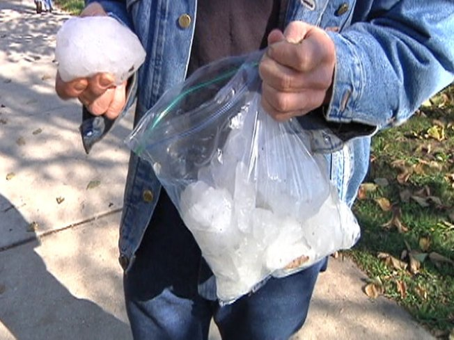 Mysterious Ice Chunk Crashes Into Chicago Home