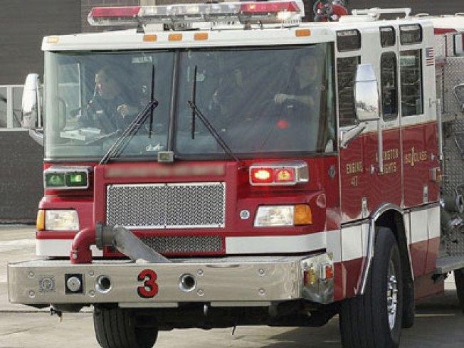 2 Firefighters Hospitalized After Washington Heights Blaze
