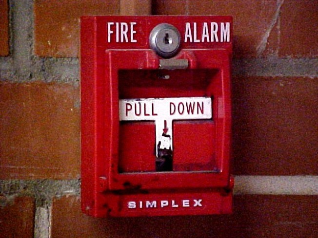 Woman Complains About Bar Tunes, Pulls Fire Alarm