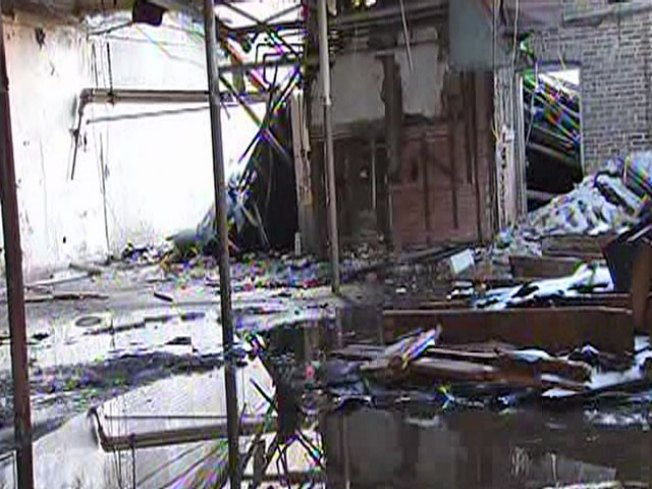 Collapsed Building Had a Number of Code Violations