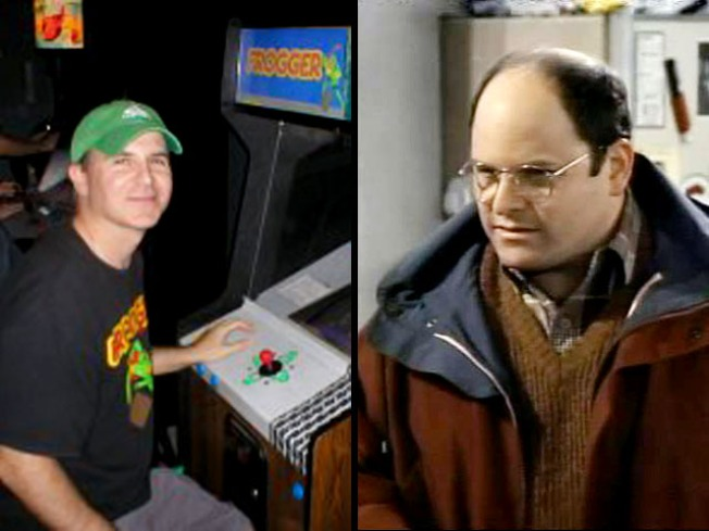 Poor George! Man Shatters Costanza Frogger Record