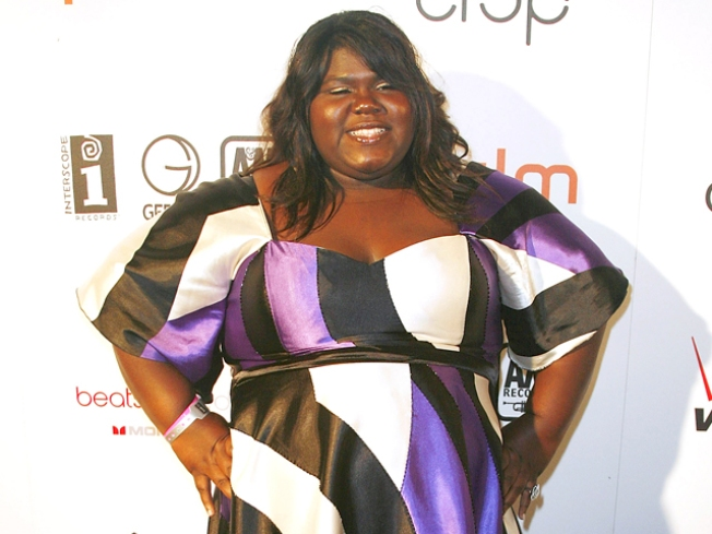Gabourey Sidibe's New Crush