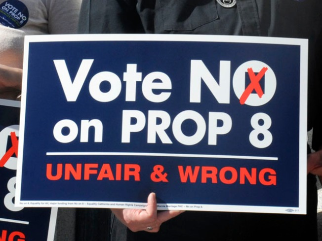Anti-Prop 8 Protest Draws Thousands, Closes Streets