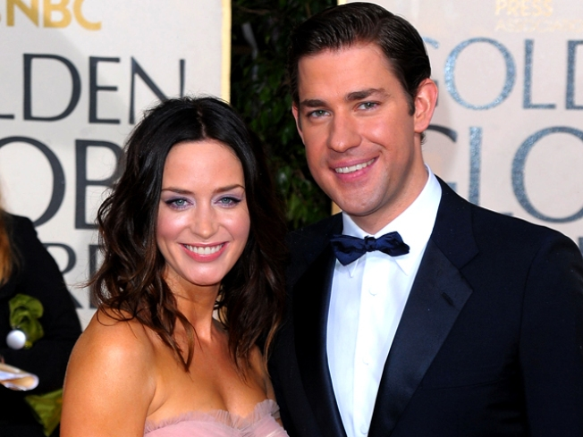 John Kransinski and Emily Blunt Are Married