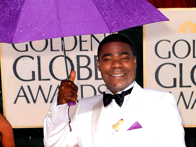 See Tracy Morgan being Tracy Morgan