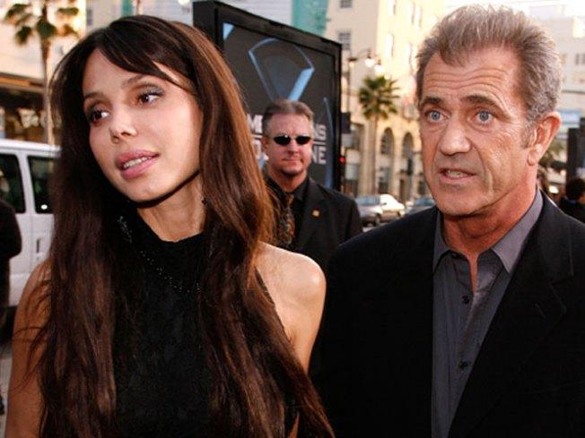 Mel Gibson Says He Slapped Oksana to Protect Baby