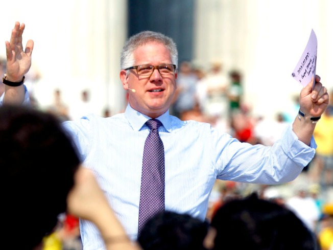 Glenn Beck to Rally Chicagoland Conservatives Saturday