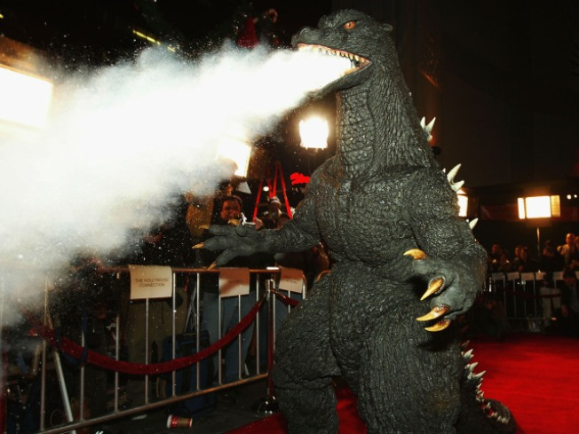 Annual Godzilla Fest Heads to Rosemont