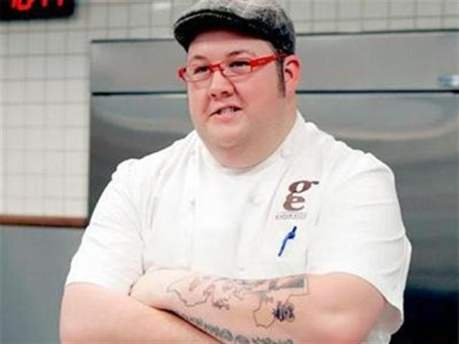 Graham Elliot Bowles Doesn't Follow Anyone On Twitter