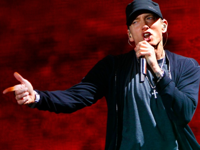Eminem, Foo Fighters Among Rumored Lolla Headliners