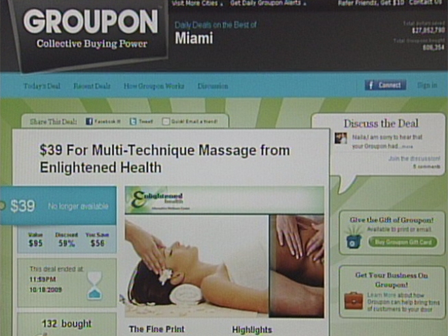 Groupon Brings In $760 Million in 2010
