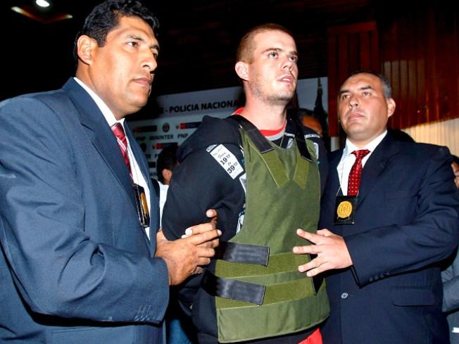 Cops to Take Holloway Suspect to Murder Scene in Peru