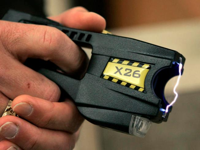 Chicago Cops Using Tasers More Often