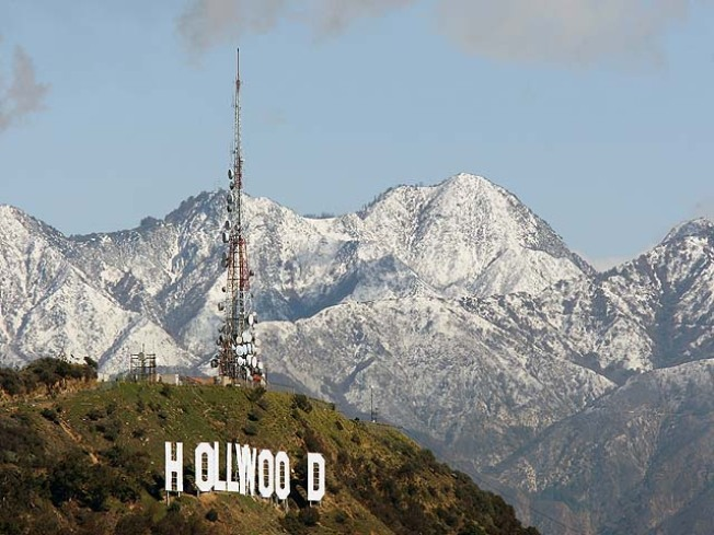 Hooray for the Hollywood Sign — Now Scram