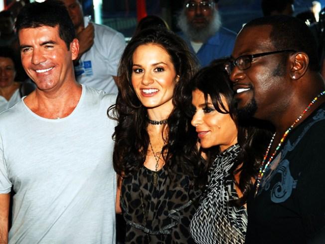 "Randy Jackson & Kara DioGuardi Talk Simon Cowell's Last ""Idol"""
