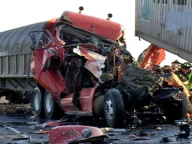 Two Separate Fatal Accidents Snarl I-57 Traffic