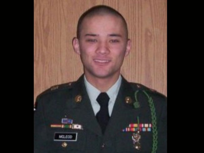 Crystal Lake Soldier, 22, Killed in Afghanistan