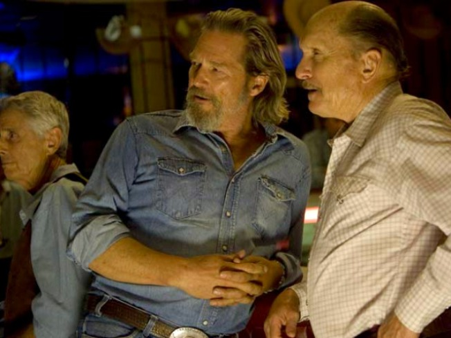 "Fat, Drunk and ""Crazy"" Could Get Jeff Bridges His First Oscar"