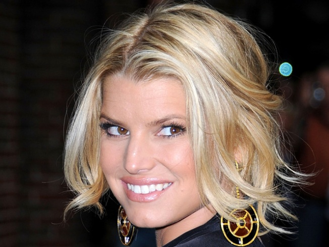 "Jessica Simpson Goes Vegan, has ""Intense Visions"""
