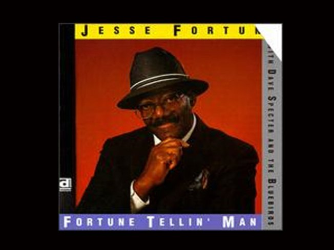 Blues Singer Jesse Fortune Dies After Collapse