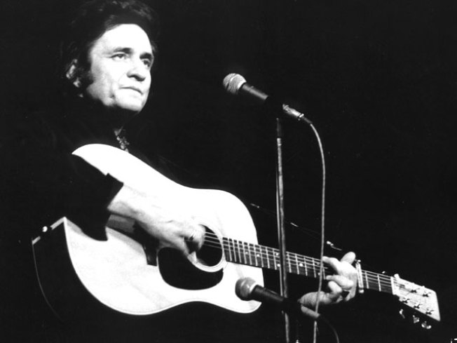 Johnny Cash Possessions Hit the Auction Block in LA