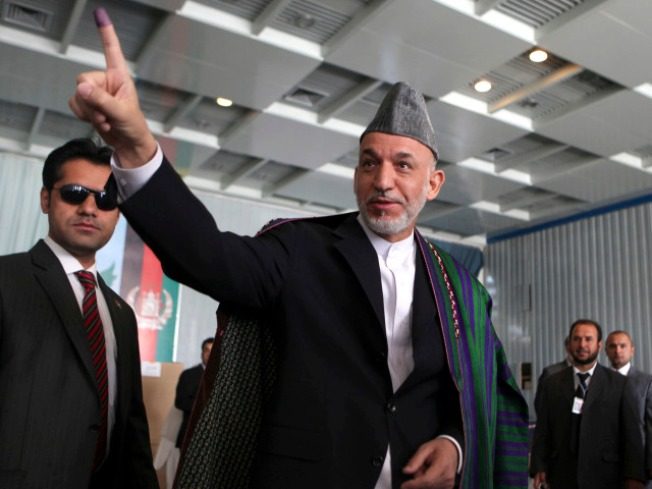 UN Watchdog Calls for Recount in Afghanistan
